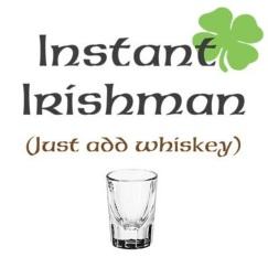 instant irishman 3x